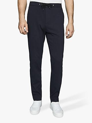 Reiss Flexo Jersey Stretch Slim Fit Suit Trousers, Navy
