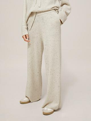 Modern Rarity Cashmere Jogger Trousers, Grey