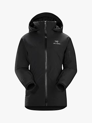 Arc'teryx Fission SV Women's Gore-Tex Waterproof Jacket, Black