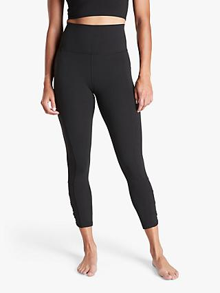 Athleta Salutation Stash Pocket Cinch 7/8 Tights