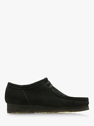 Clarks Originals Suede Wallabee Shoes