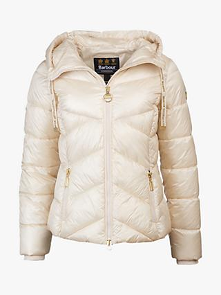 Barbour International Lydden Quilted Coat