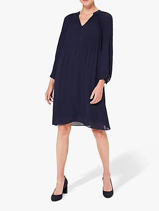 Hobbs Emilia Dress, French Blue