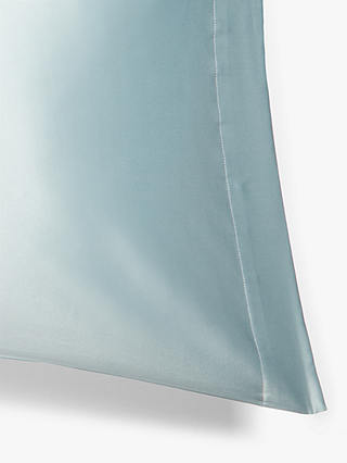 Buy John Lewis & Partners The Ultimate Collection Silk Standard Pillowcase, Duck Egg Online at johnlewis.com