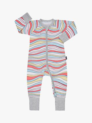 Bonds Baby Rainbow Wondersuit, Multi