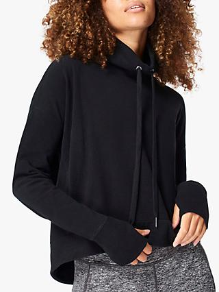 Sweaty Betty Harmonise Luxe Fleece Sweatshirt