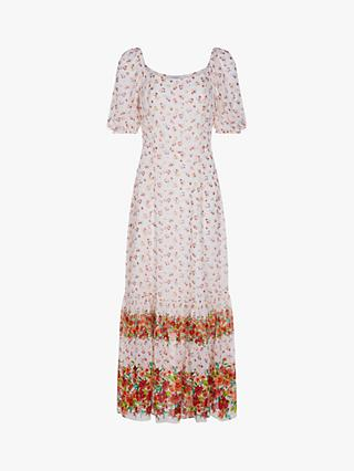Ghost Mary Floral Maxi Dress, Melli