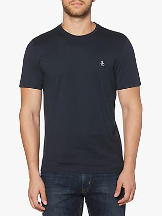Original Penguin Pin Point Short Sleeve Crew Neck T-Shirt