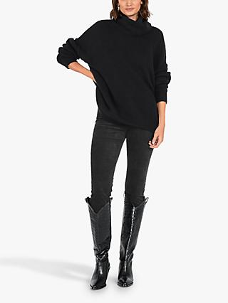 hush Meryl Jumper, Black