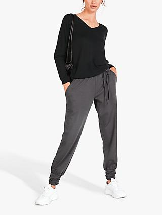 hush Harem Long Trousers