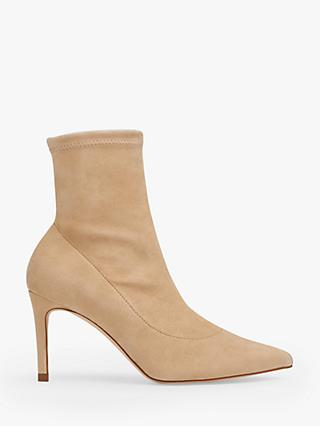 L.K.Bennett Allie Suede Ankle Boots