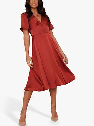 Chi Chi London Jaslene Dress