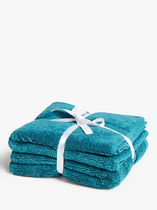 John Lewis & Partners Everyday Egyptian Cotton Towels