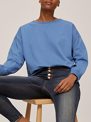 AND/OR Sloane Sweatshirt, Blue