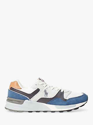 Polo Ralph Lauren Trackster 100 Trainers, Vintage Indigo