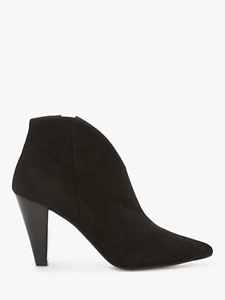 Mint Velvet Finny Suede Ankle Boots