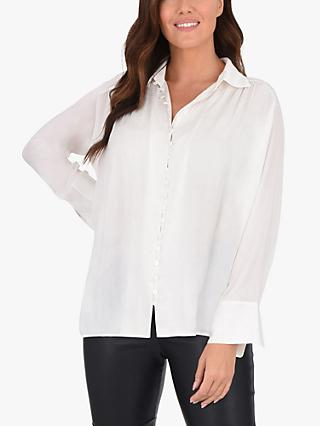 Live Unlimited Curve Blouse, Ivory