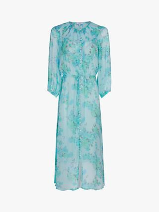 Ghost Orabelle Floral Maxi Dress, Housecoat