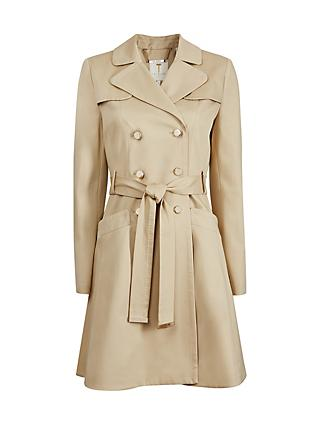 Ted Baker Molson Classic Trench Coat, Tan