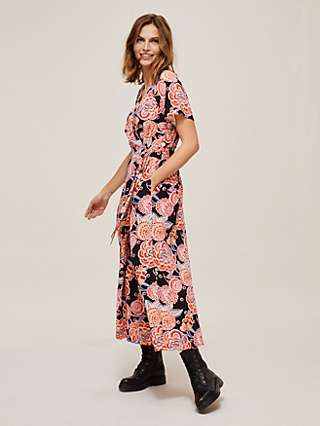 Somerset by Alice Temperley Chintz Floral Jumpsuit, Pink