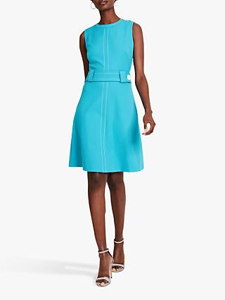 Damsel in a Dress Sara-Marie Mini Dress, Aqua