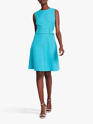 Damsel in a Dress Sara-Marie Mini Dress, Aqua