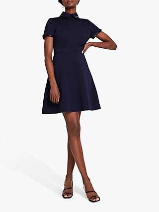 Damsel in a Dress Charlotta Mini Dress, Navy