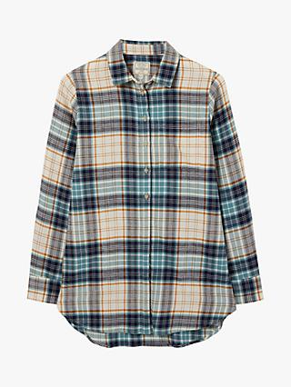 FatFace Jane Check Shirt, Multi