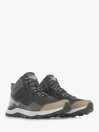 The North Face Activist FUTURELIGHT™ Men's Waterproof Hiking Boots, Asphalt Grey/MOAB Khaki
