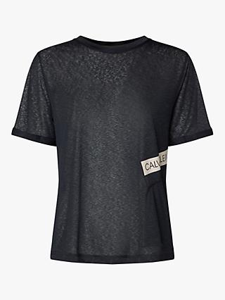 Calvin Klein Performance Short Sleeve T-Shirt, CK Black