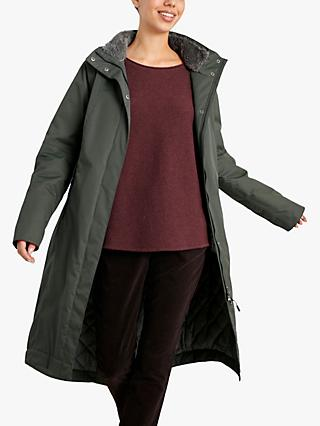Seasalt Plant Janelle Coat, Woodland