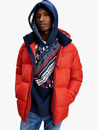 Tommy Jeans Essential Down Filled Jacket