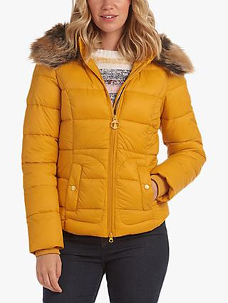 Barbour Dover Hooded Quilted Jacket