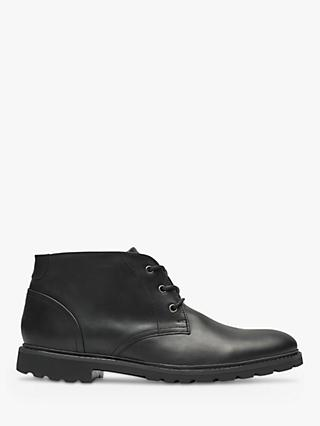 Rockport Sharp & Ready Leather Chukka Boots