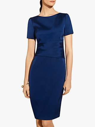 The Fold Berkeley Dress, Indigo