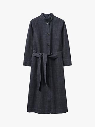 Toast Denim Dress, Indigo