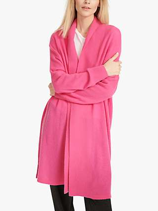 NRBY Susanna Cardi-Coat, Hot Pink
