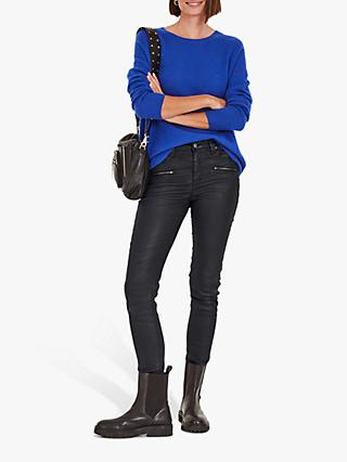 hush Coated Skinny Jeans