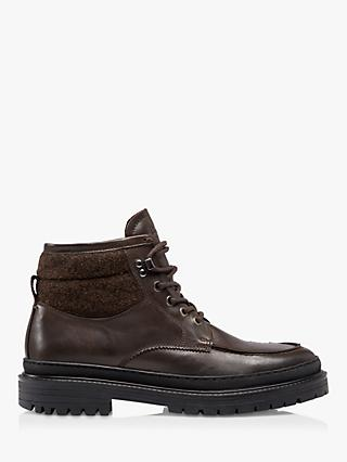 Bertie Calford Casual Lace Up Leather Boots