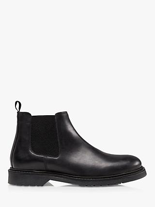 Dune Claptonn Leather Chelsea Boots