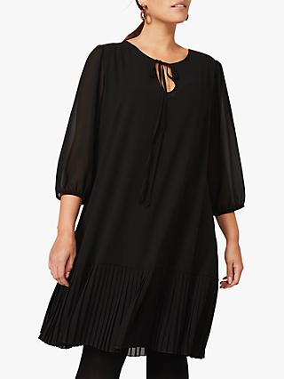 Studio 8 Maisie Knee Length Swing Dress, Black