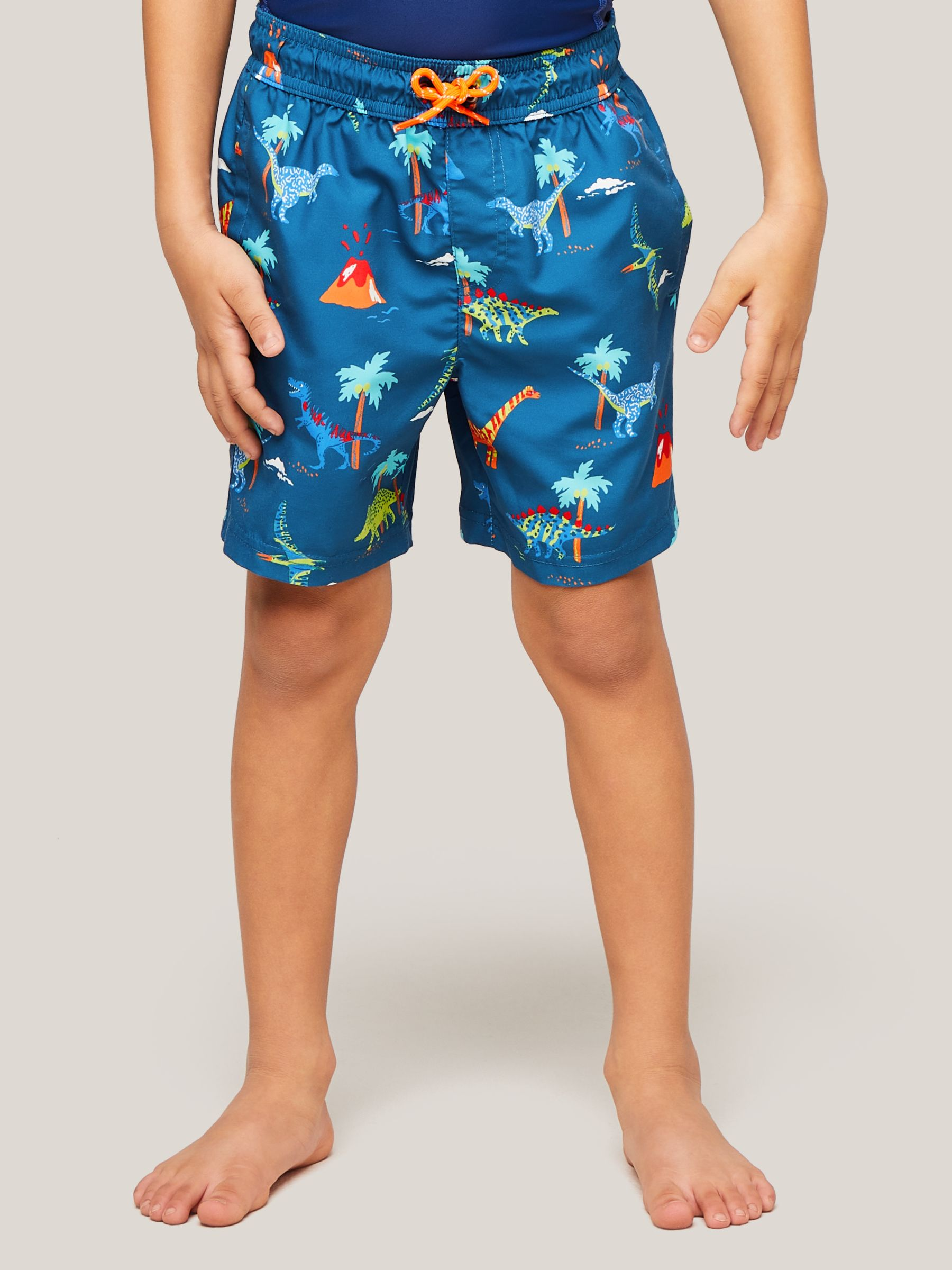 Lovely Boys Speedo Swimming Shorts Age 6-7 Years