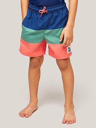 JoyLamoria Little Boys Juniors Water Sports Surfing Board Shorts Kids Swimming Trunks Swimsuit