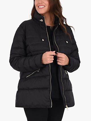 Live Unlimited Puffer Jacket, Black