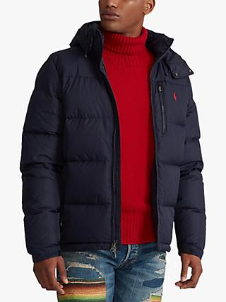 Polo Ralph Lauren Down Fill Jacket, Navy
