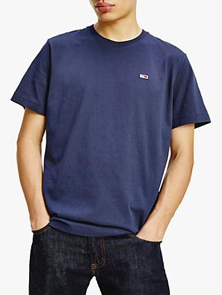 Tommy Jeans Jersey Crew Neck Tee