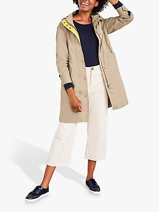 White Stuff Tammy Trench Coat, Natural