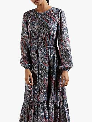 Ted Baker Elornna Maxi Dress, Teal