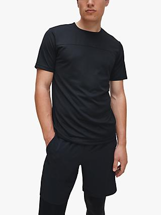 Calvin Klein Performance Mesh Logo T-Shirt, CK Black