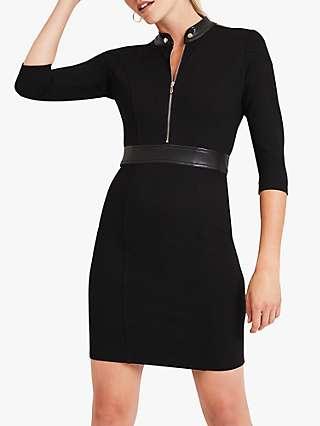 Damsel in a Dress Faux Pointe Dress, Black